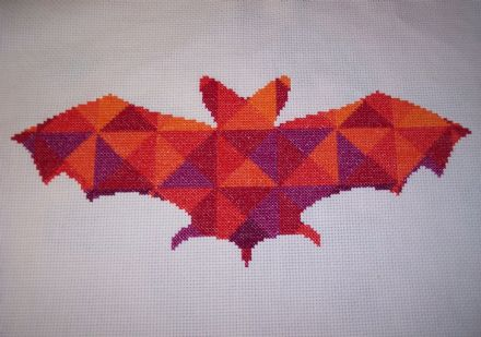 Kaleidoscope Bat